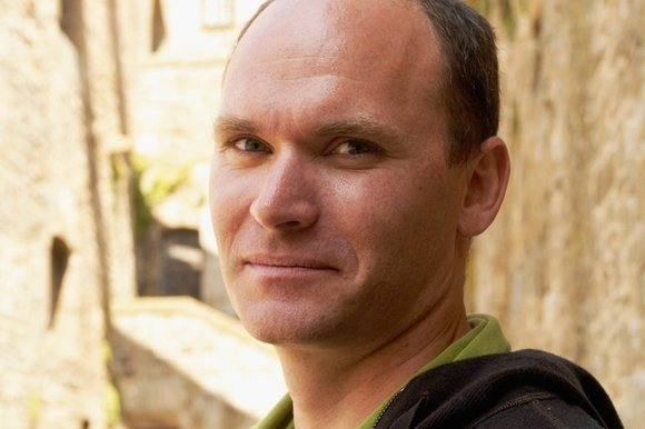 Novelist Anthony Doerr reads in Moscow next week