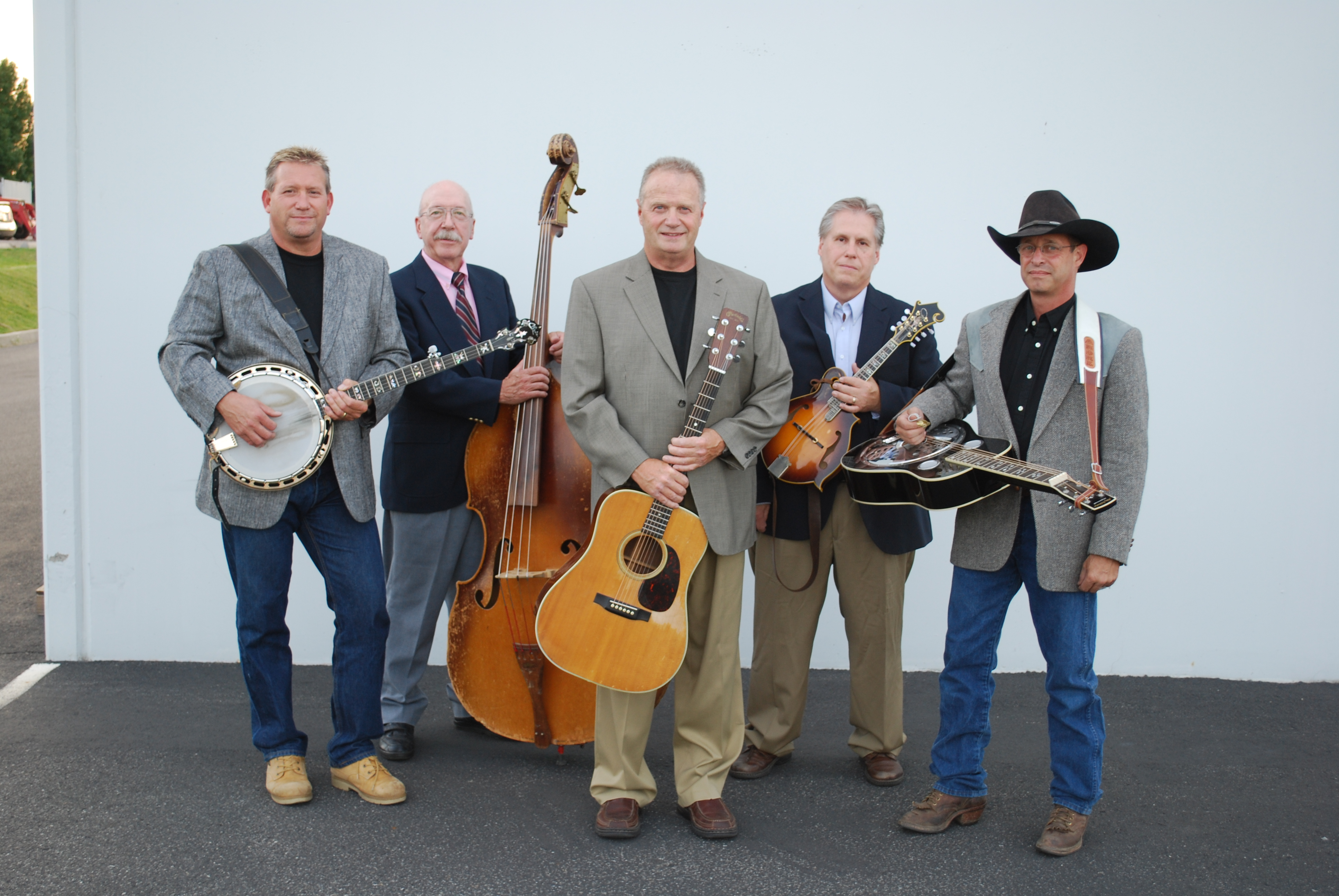On the Beat – Custer's Grass Band