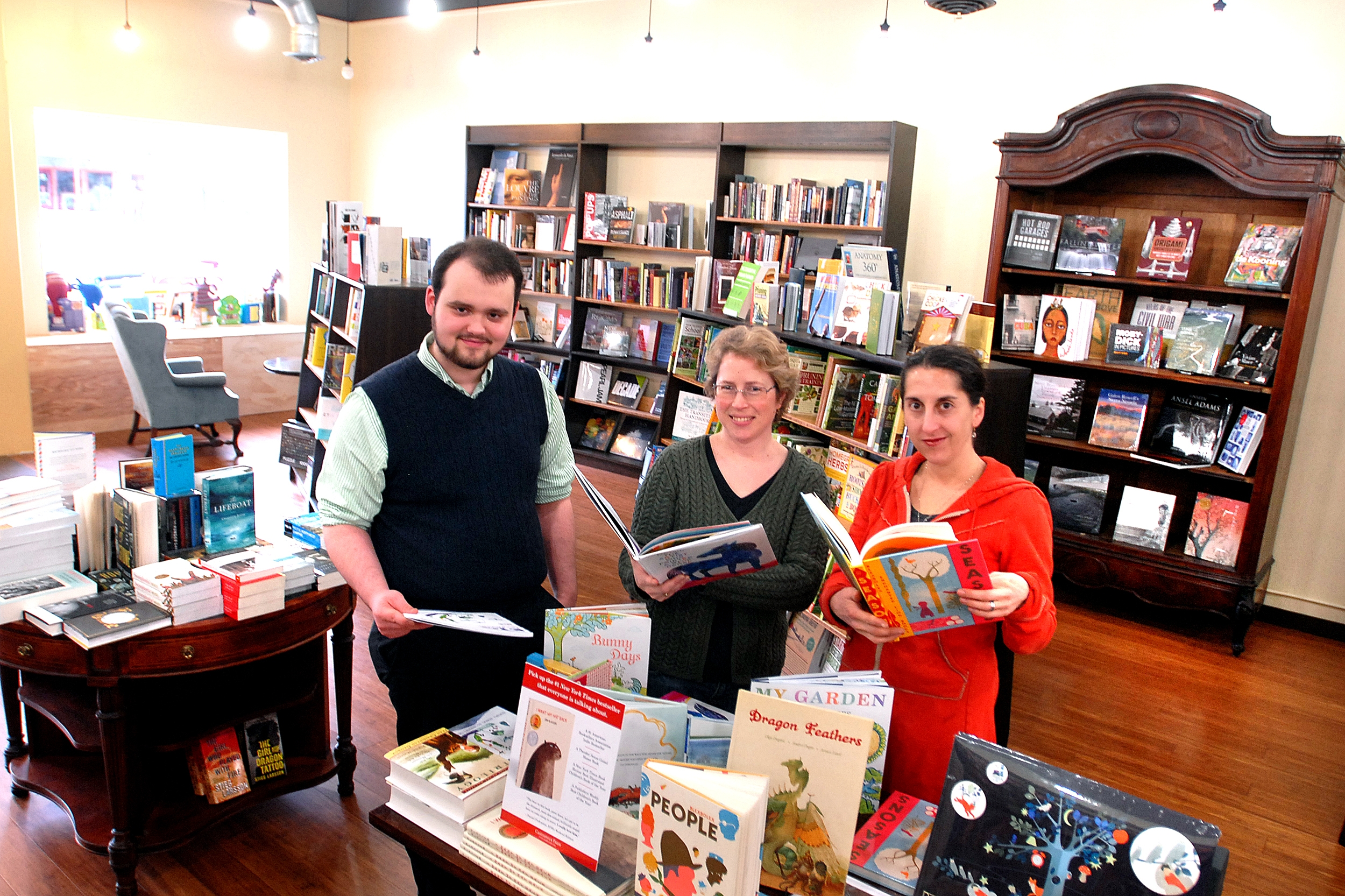 Nearly 20 authors signing Thursday at BookPeople's grand re-opening