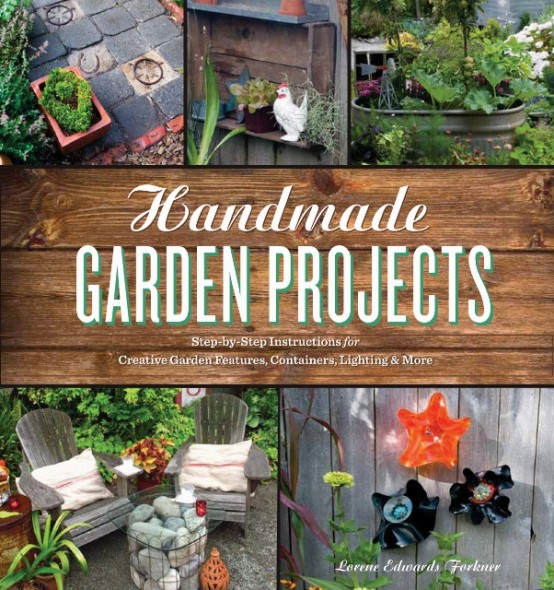 If weeds are getting you down a visiting author has a some creative ideas to reinvigorate your garden