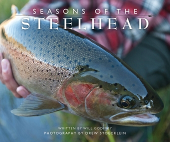 Lewiston author captures the beauty and majesty of steelhead fly fishing