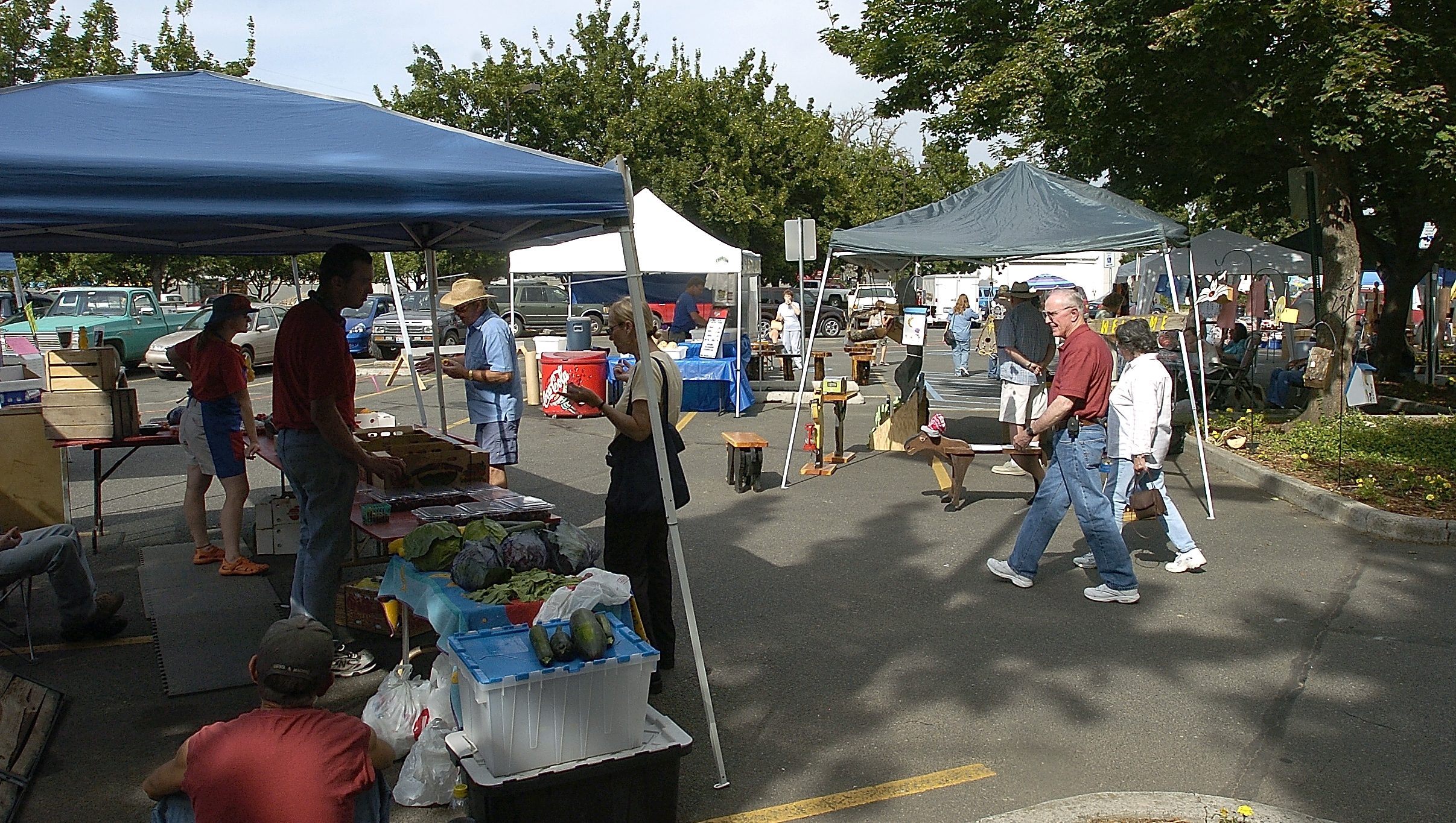 Wednesday downtown Lewiston is Alive After Five