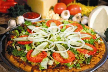 Foodie's Diary: Southway Pizzeria, Lewiston