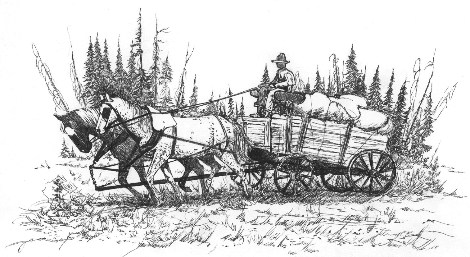 Retracing history: Driving tour one of the activities slated for weekend's Elk City Wagon Road Days