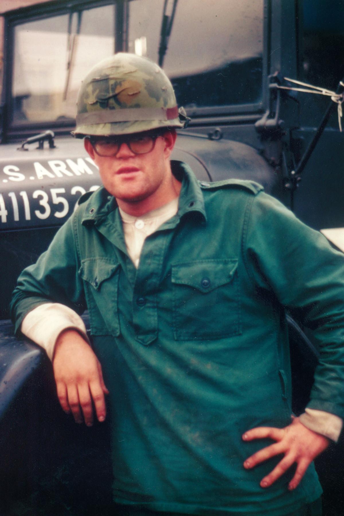 'A time of intensive living:' Vietnam veteran's ex-wife finally gets his posthumous war memoir into print
