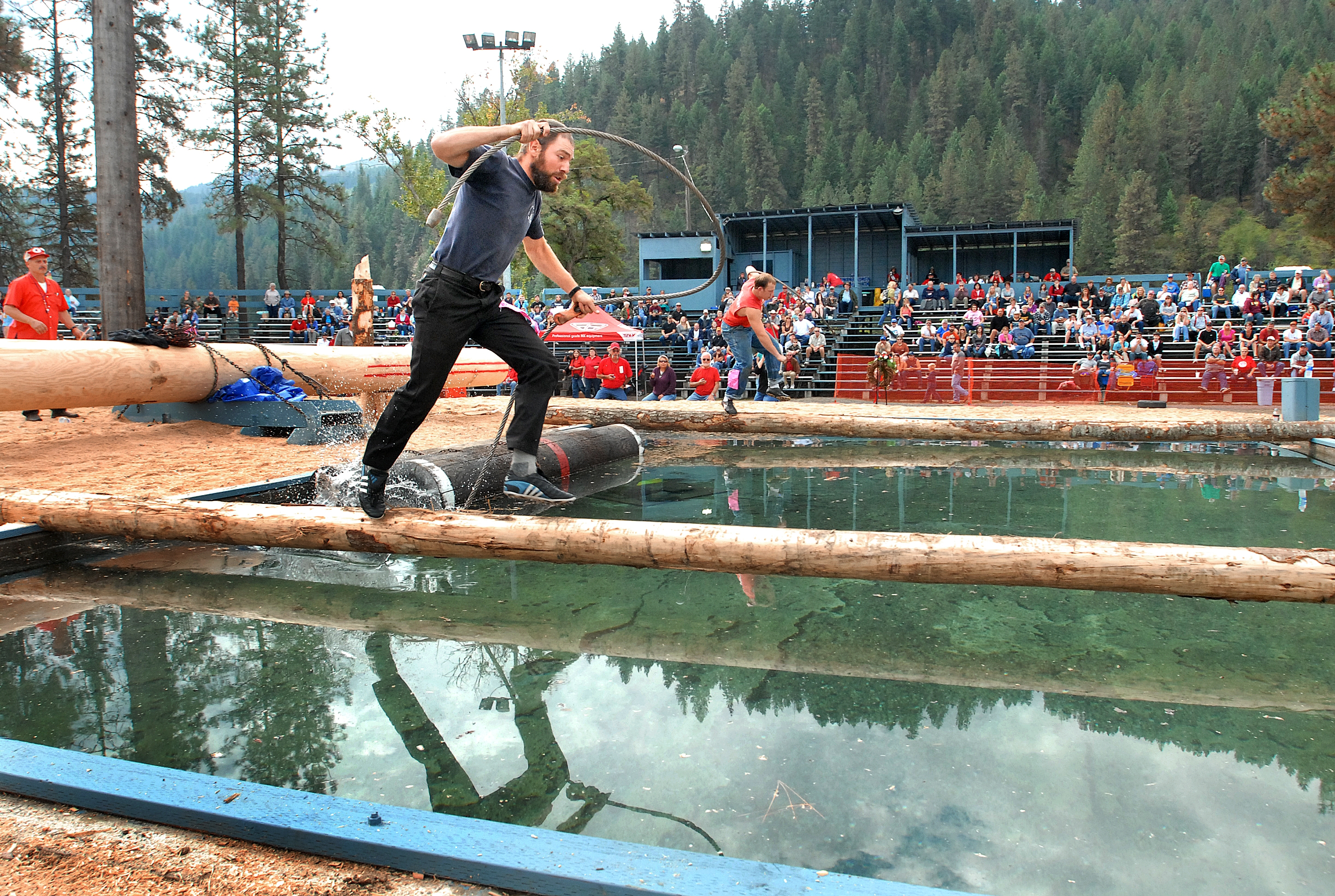 Orofino Lumberjack Days: A festival fit for Paul Bunyon