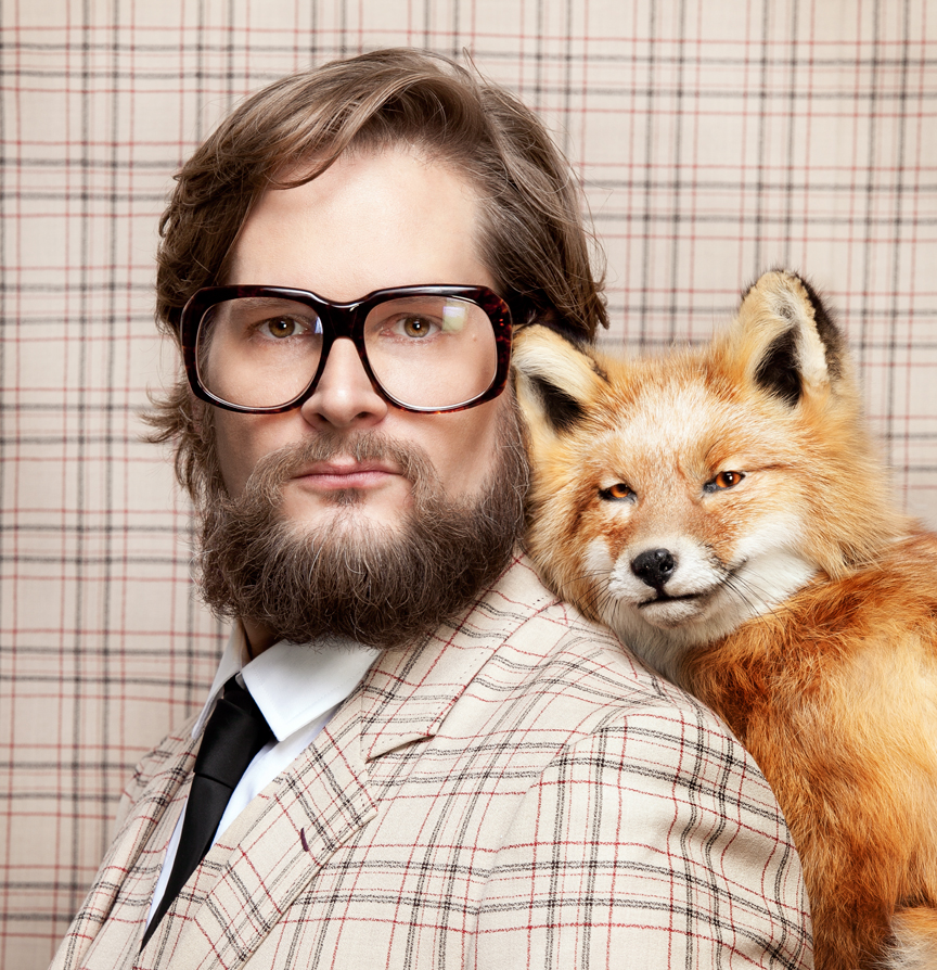 """Exploring his 'sweet darkness:' With his NBC remake of """"The Munsters"""" Clarkston native Bryan Fuller has become a player in the world of network television (and quite possibly movies)"""