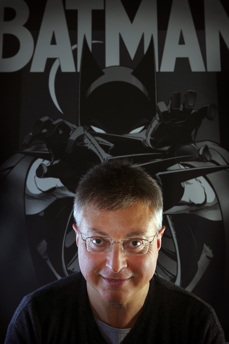 He turned a comic book obsession into an empire: Michael Uslan, an executive producer of Batman movies, to speak at WSU