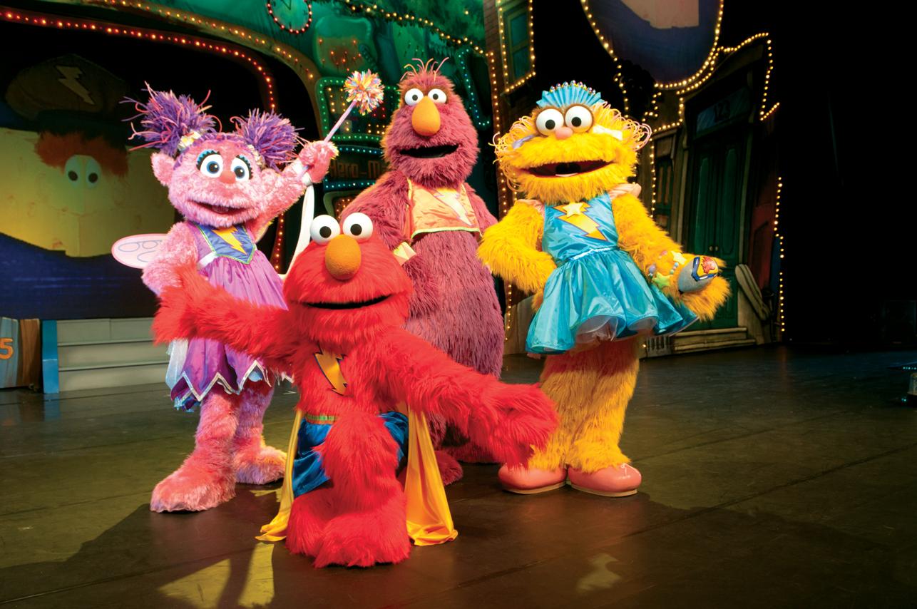 'Sesame Street Live' hits WSU this weekend