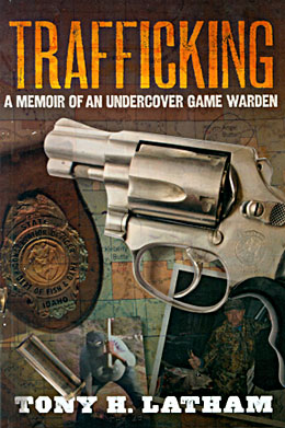 Former undercover game warden signs books in Clarkston