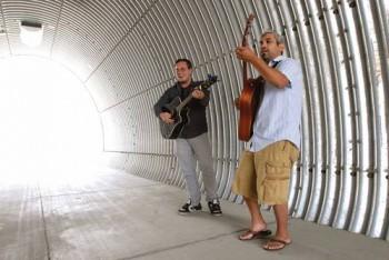 Lewiston pedestrian tunnel is site of music video