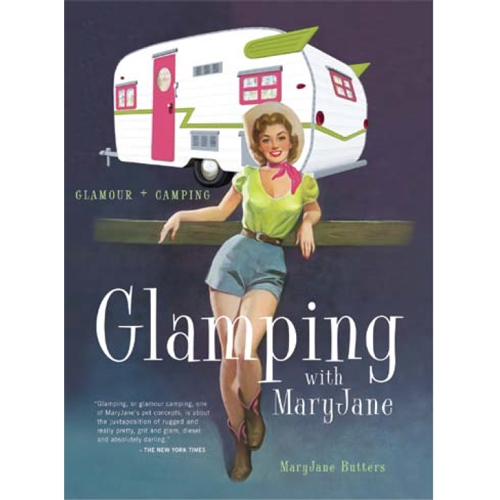 Moscow home maven MaryJane Butters signs her new book on 'Glamping' in Clarkston