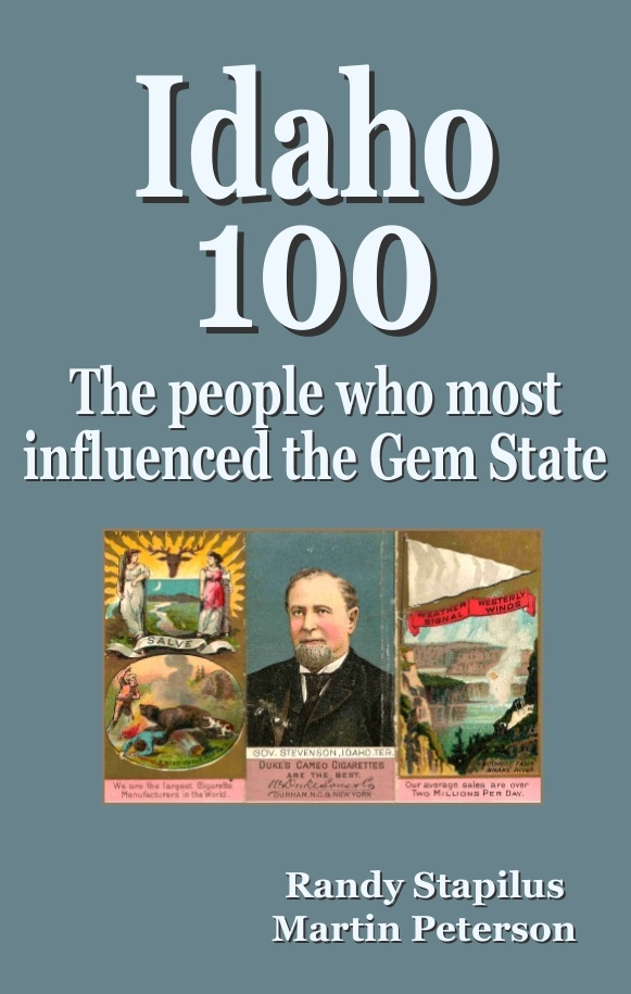 """New book """"Idaho 100"""" charts those who have shaped the state"""