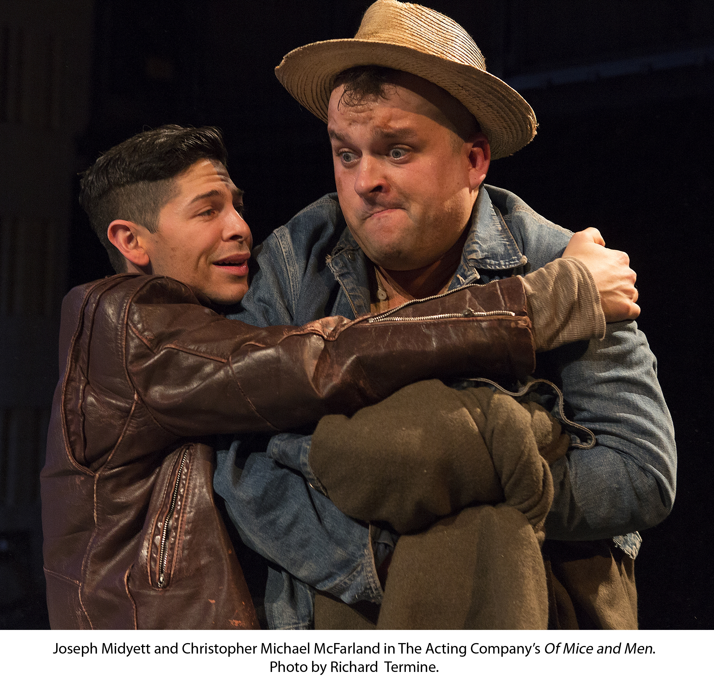 Classic play speaks to our times: Steinbeck's 'Of Mice and Men' at WSU on Friday