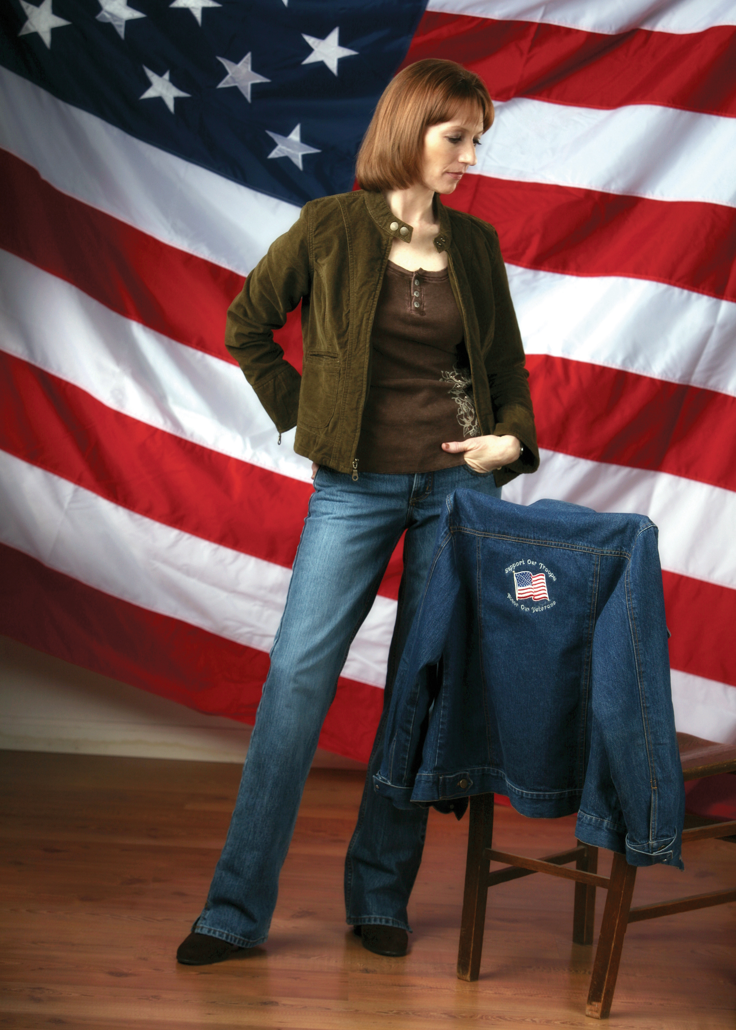 On the Beat: Sandy Riggers brings patriotic country to veterans