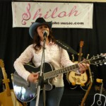Shiloh Sharrard of Troy is one of the performers at this year's Food Bank Country Show.