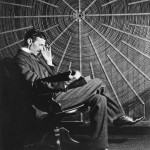Eccentric genius Nikola Tesla is this year's historical guest at Wine Under the Stars.