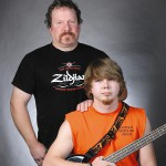 Michael Castle of Asotin will be joined on stage by his son Max of Clarkston, as Michael and members of Petty Crime will be inducted into the Las Vegas Rock Reunion Hall of Fame.