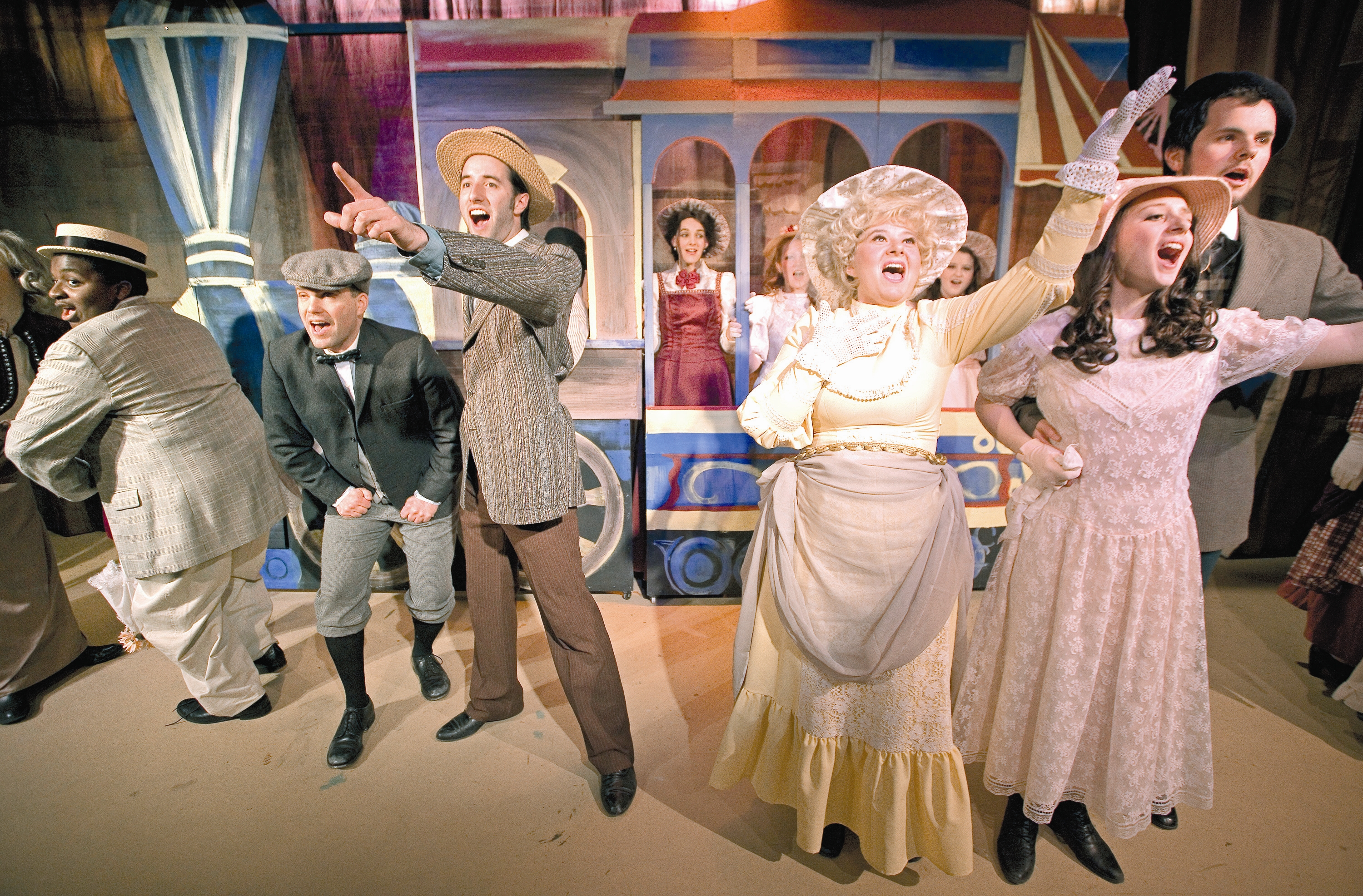 Humming with humor: RTOP's 'Hello, Dolly!' is packed full of fun, music and laughter