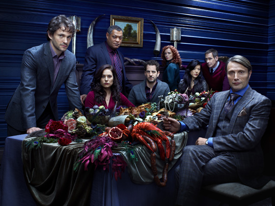 NBC's tasty new drama 'Hannibal' is latest project for LC Valley native
