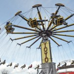 Carnival rides are one attraction at WSU's Springfest. An all day pass for the public is $10.