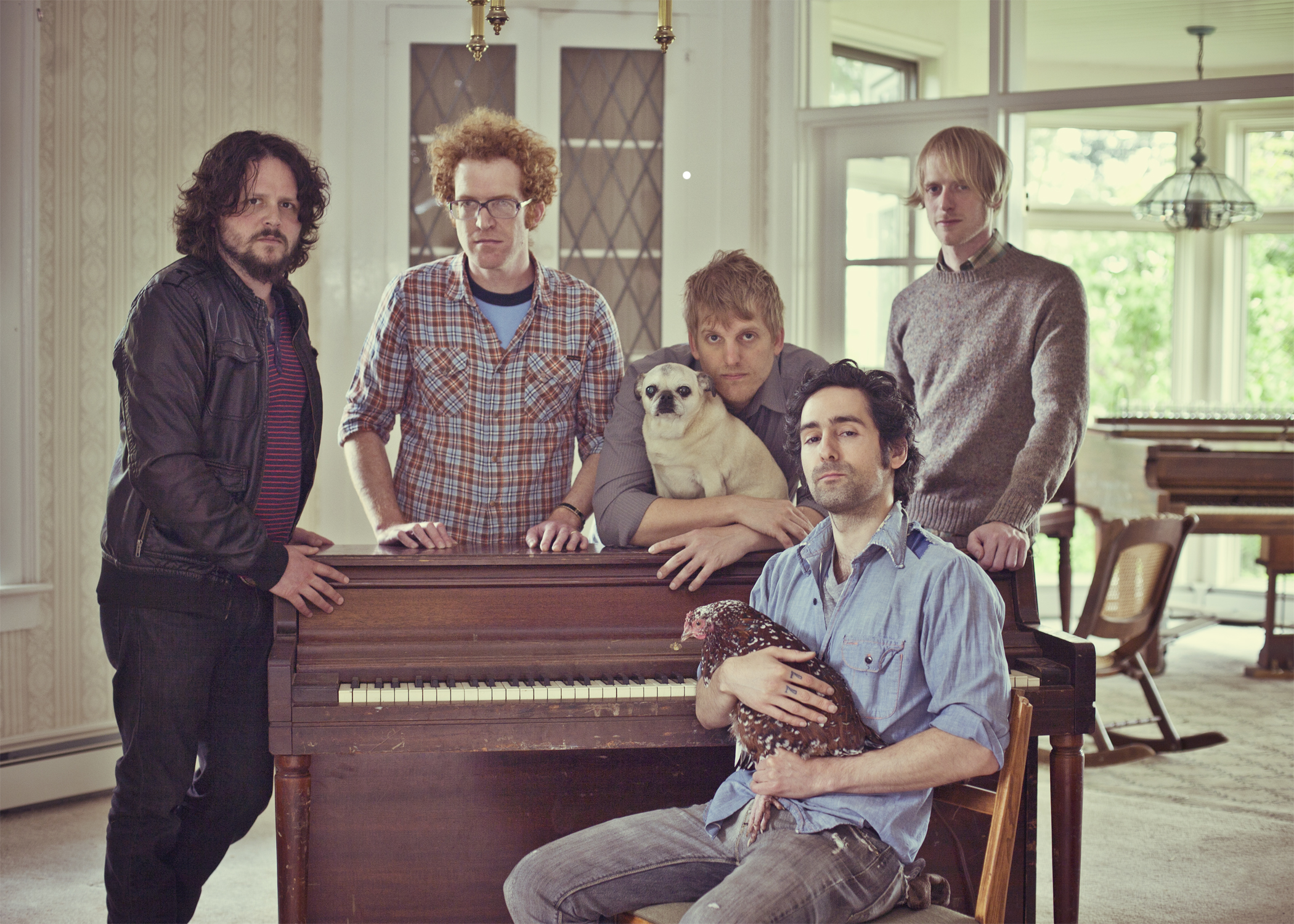 Letting it all hang out: Gig brings eclectic band Blitzen Trapper to Moscow