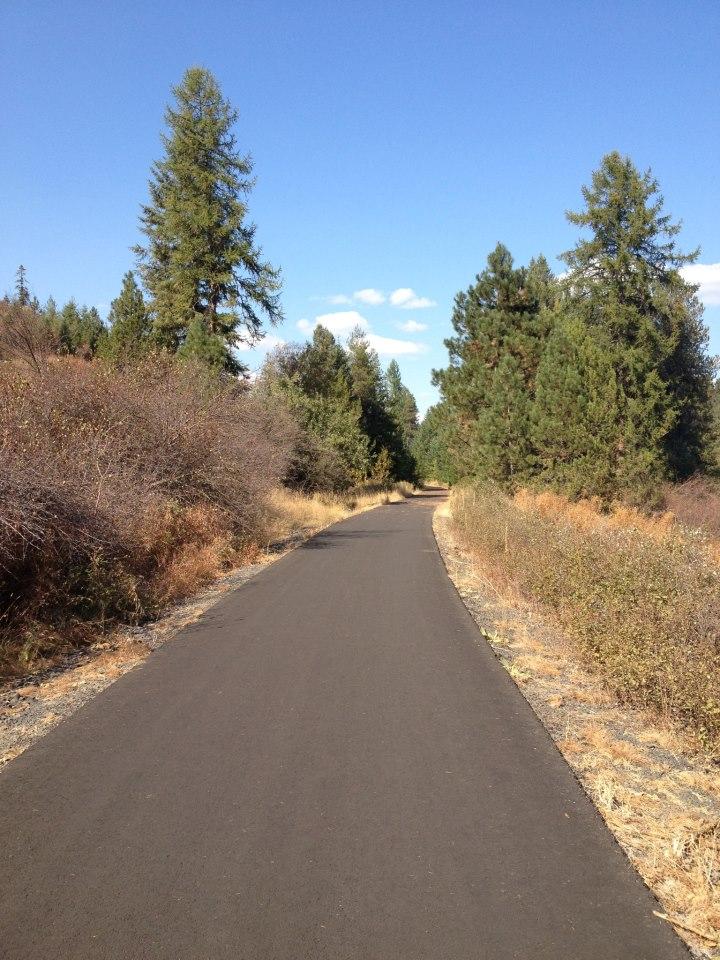 A guide to Latah Trail by bike