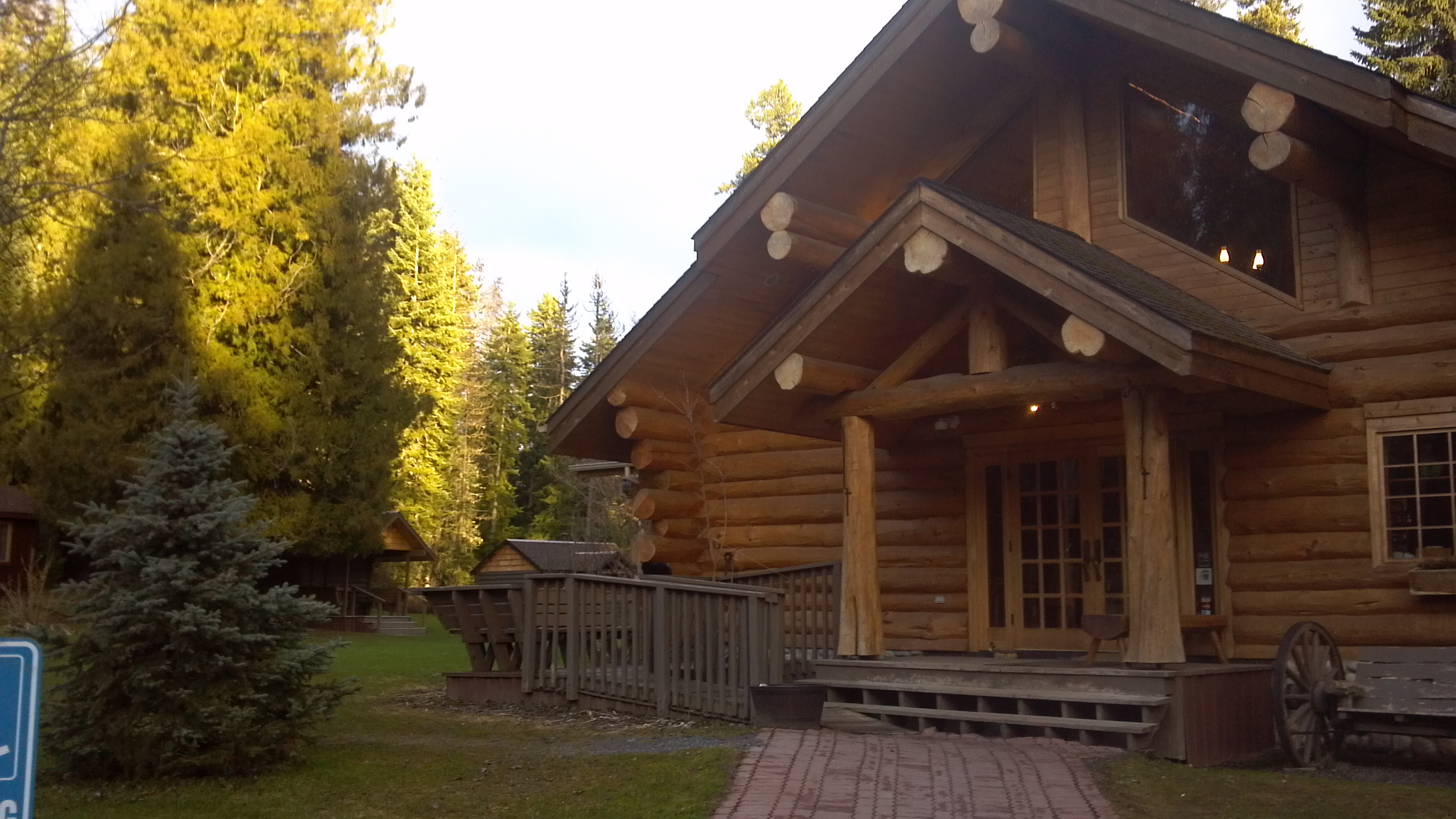 Foodie's Diary: Lochsa Lodge, Clearwater National Forest