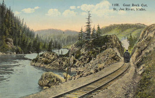 Northwest Historical Postcards Collection offers a vista of the past