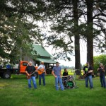 Based in Walla Walla, the FrogHollow band will play Pomeroy Saturday.