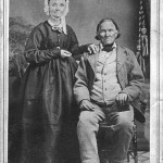Nathaniel Ford and his wife brought their slaves to Oregon when they moved from Missouri.