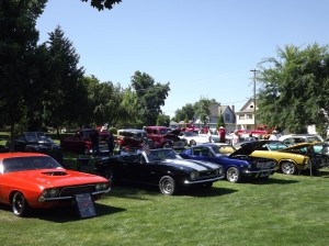Lewiston Parks and Recreatino will host their annual Show and Shine car festival on July 4.