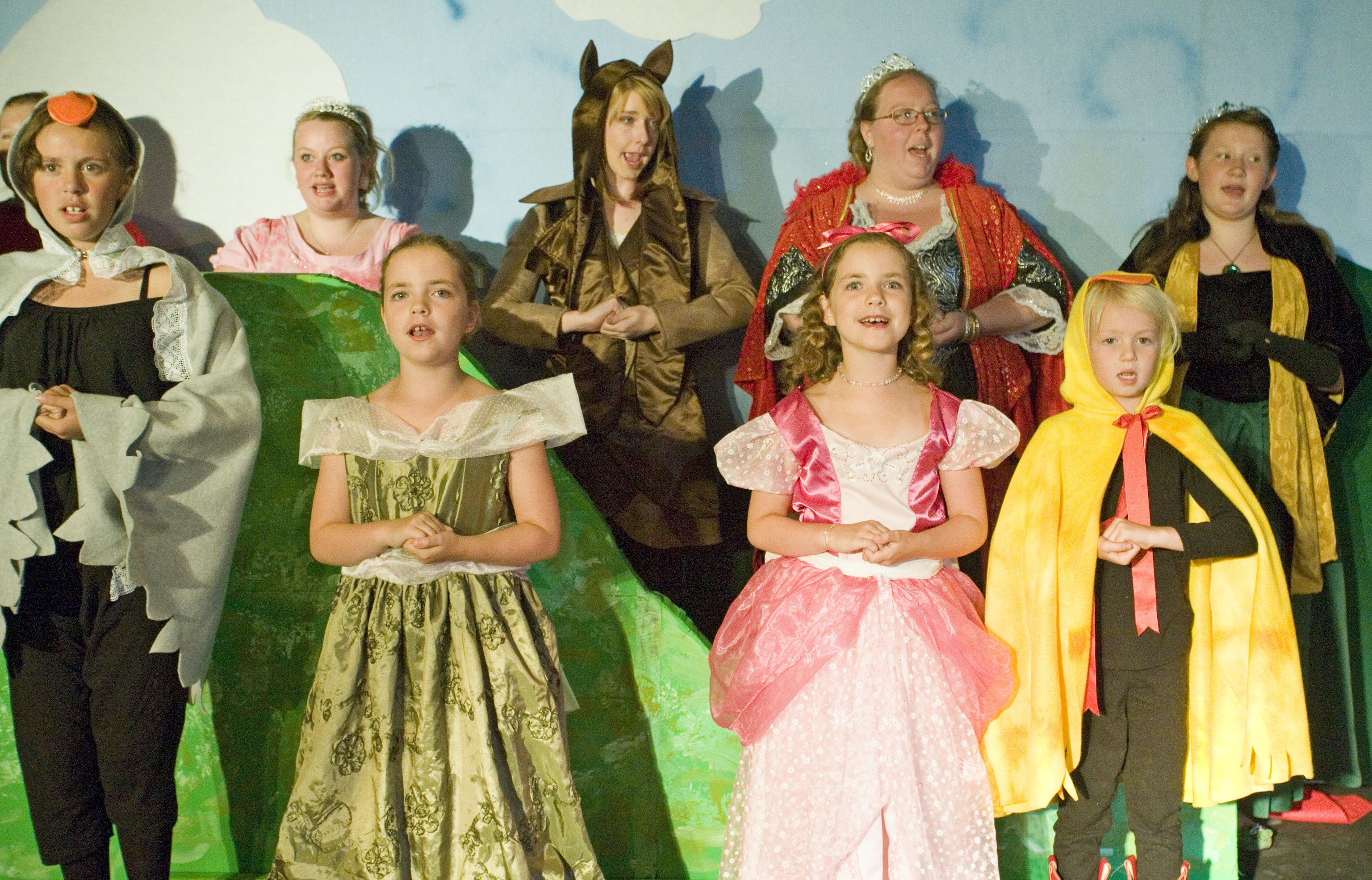 Smelly scenes: Pullman Civic Theatre's production of The Stinky Cheese Man full of children, fun