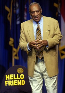 Bill Cosby comes to Pullman Saturday.