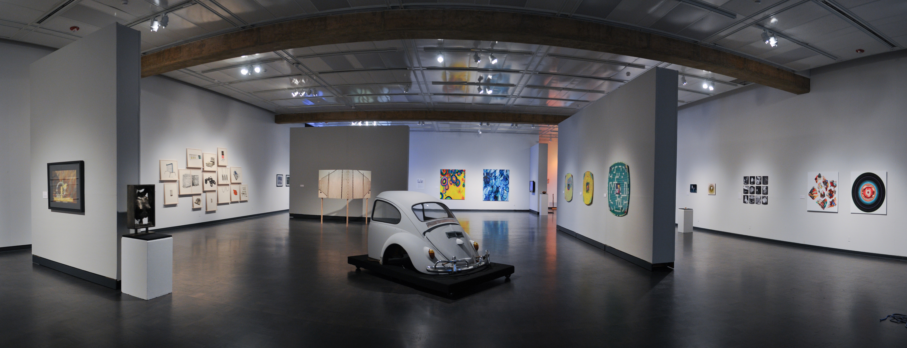 FAFE 2013: Biennial show displays faculty's enjoyably diverse approach to art
