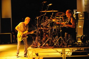 Drummer Roger Earl is the only original band member from the '70s group Foghat.