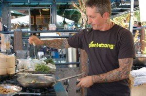 National chef Derek Sarno is one of three chefs for the National Lentil Festival's cooking demonstrations.