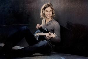 Casey James, photographed in Nashville, Tenn., by Joseph Anthony Baker for Sony Music Nashville.