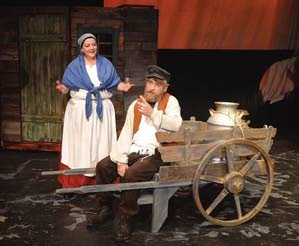 "Lewiston Civic Theatre opens season with ""Fiddler on the Roof"""