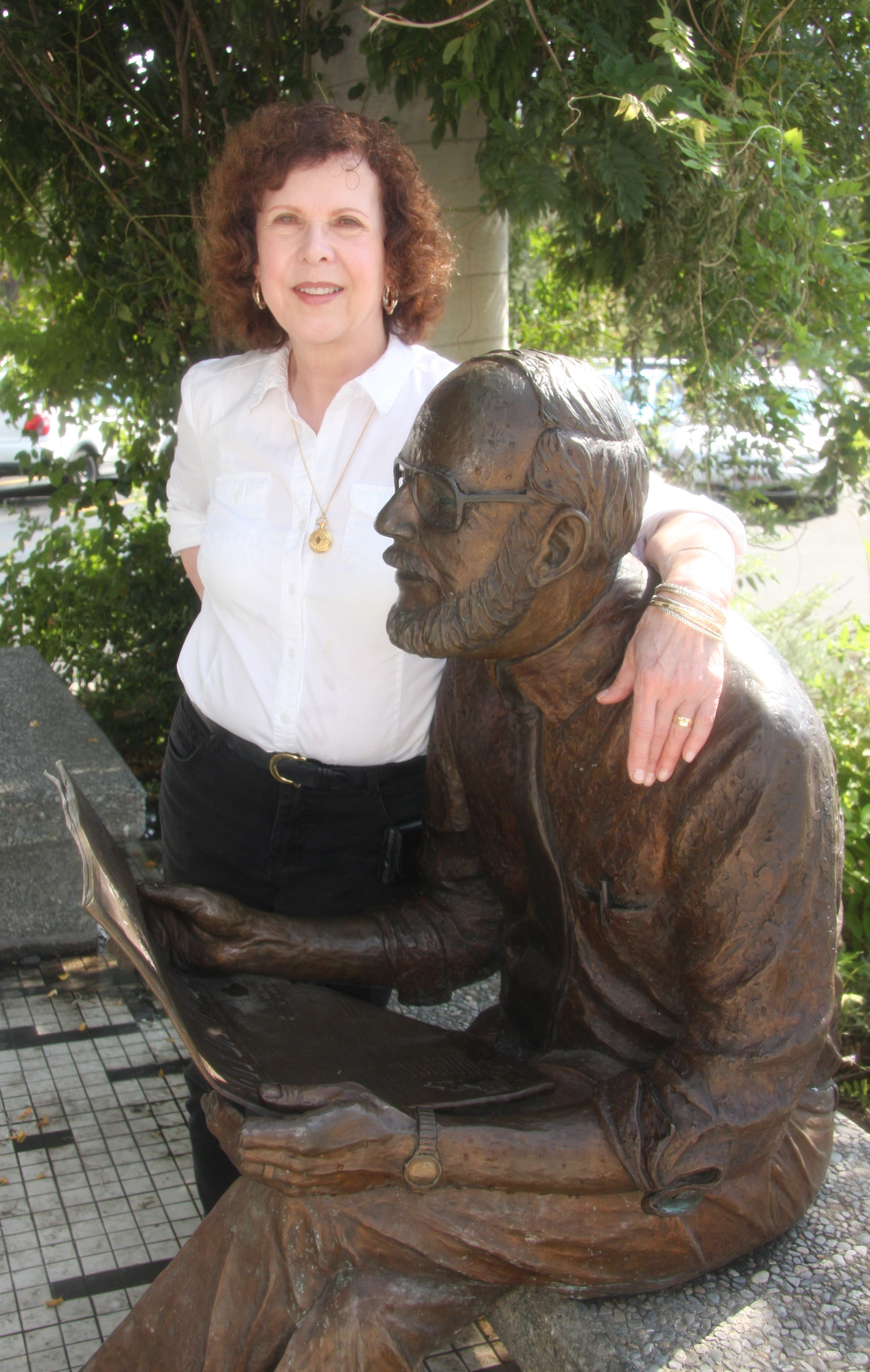 Sculpting Lewiston: Sharon Taylor Hall picked as featured artist for Downtown Art Walk