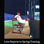 Love Reports to Spring Training