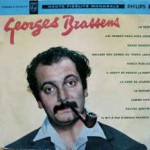 With his poetic lyrics, Georges Brassens has been called the French Bob Dylan.