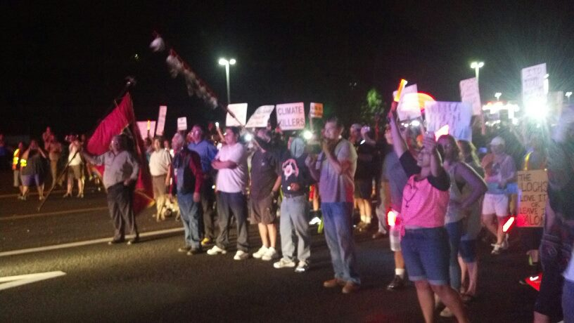 Parade and concert to benefit Nez Perce protesters arrested for hindering megaload's progress
