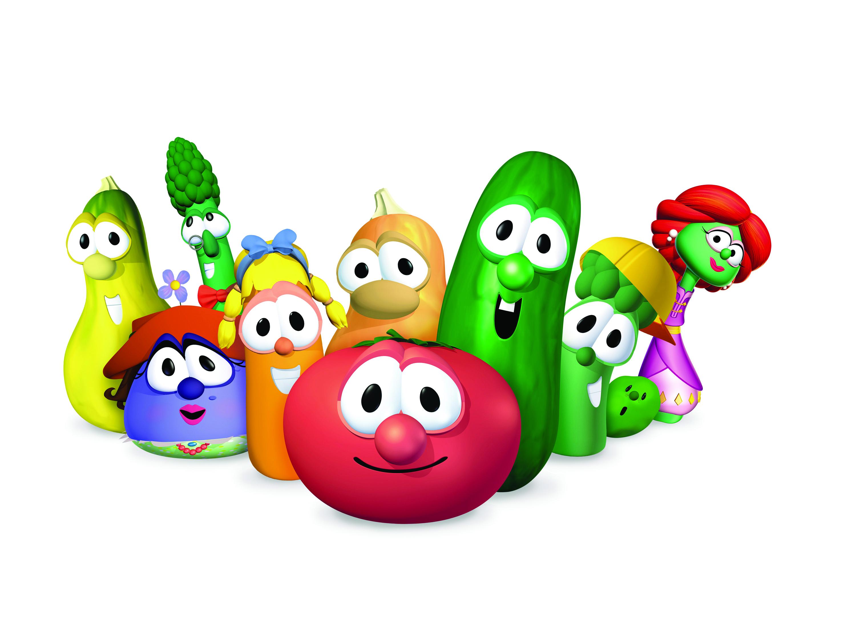 List of VeggieTales characters - Wikipedia