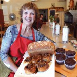 Bridge Baking owner Jan Calvert offers gluten free baked goods at 607 7th St., in Lewiston.