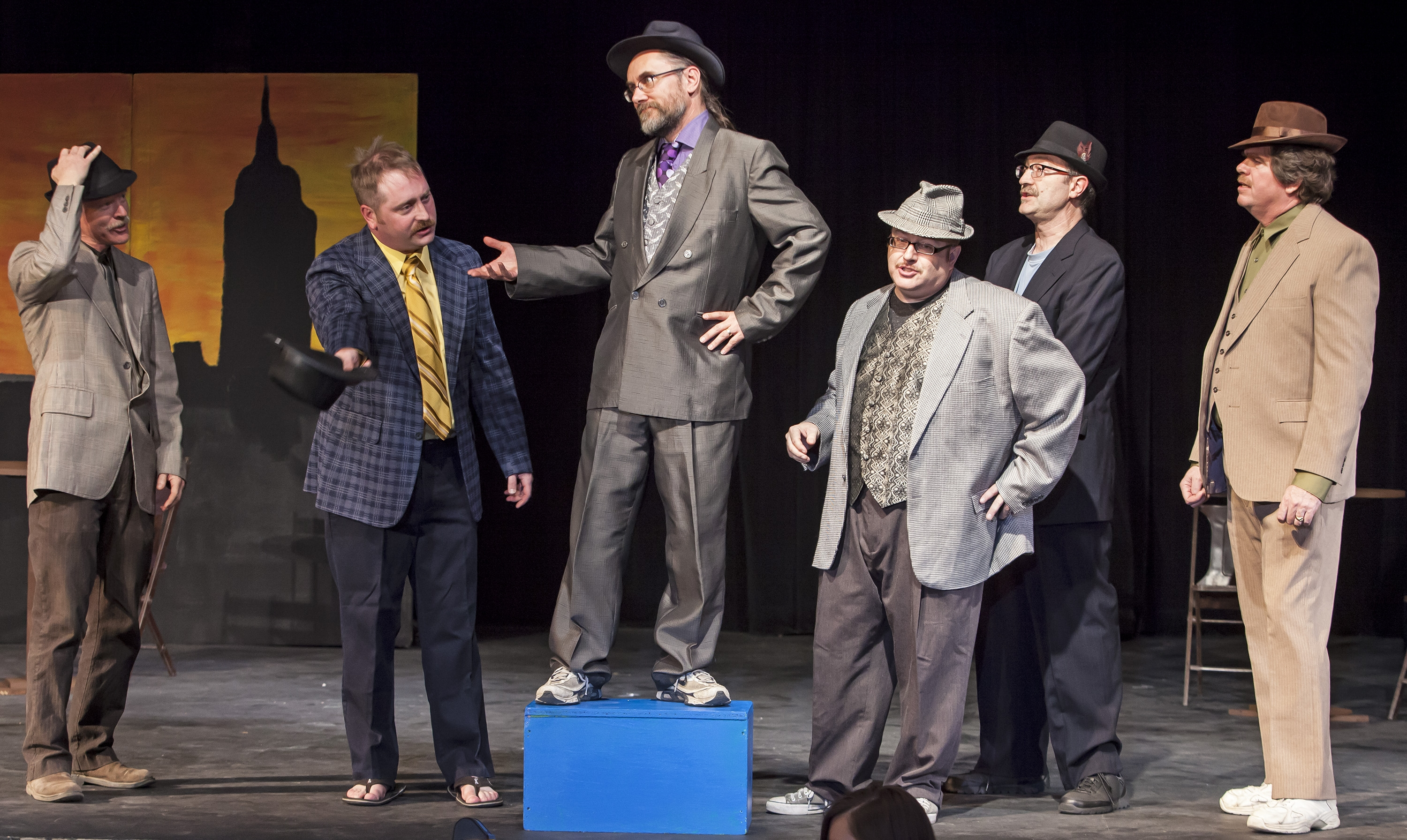 Four things to know about MCT's 'Guys and Dolls'