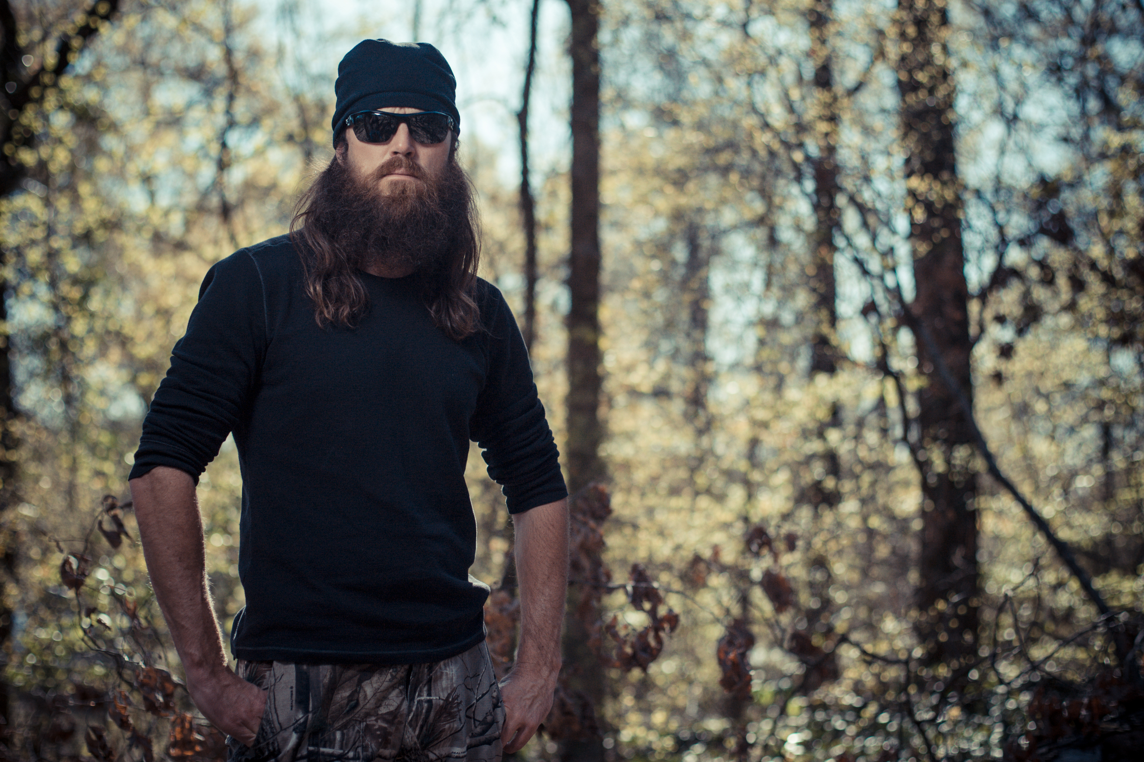 'Beards and Babies:' Duck Dynasty's Jase Robertson is the featured speaker for Lewiston pro-life clinic