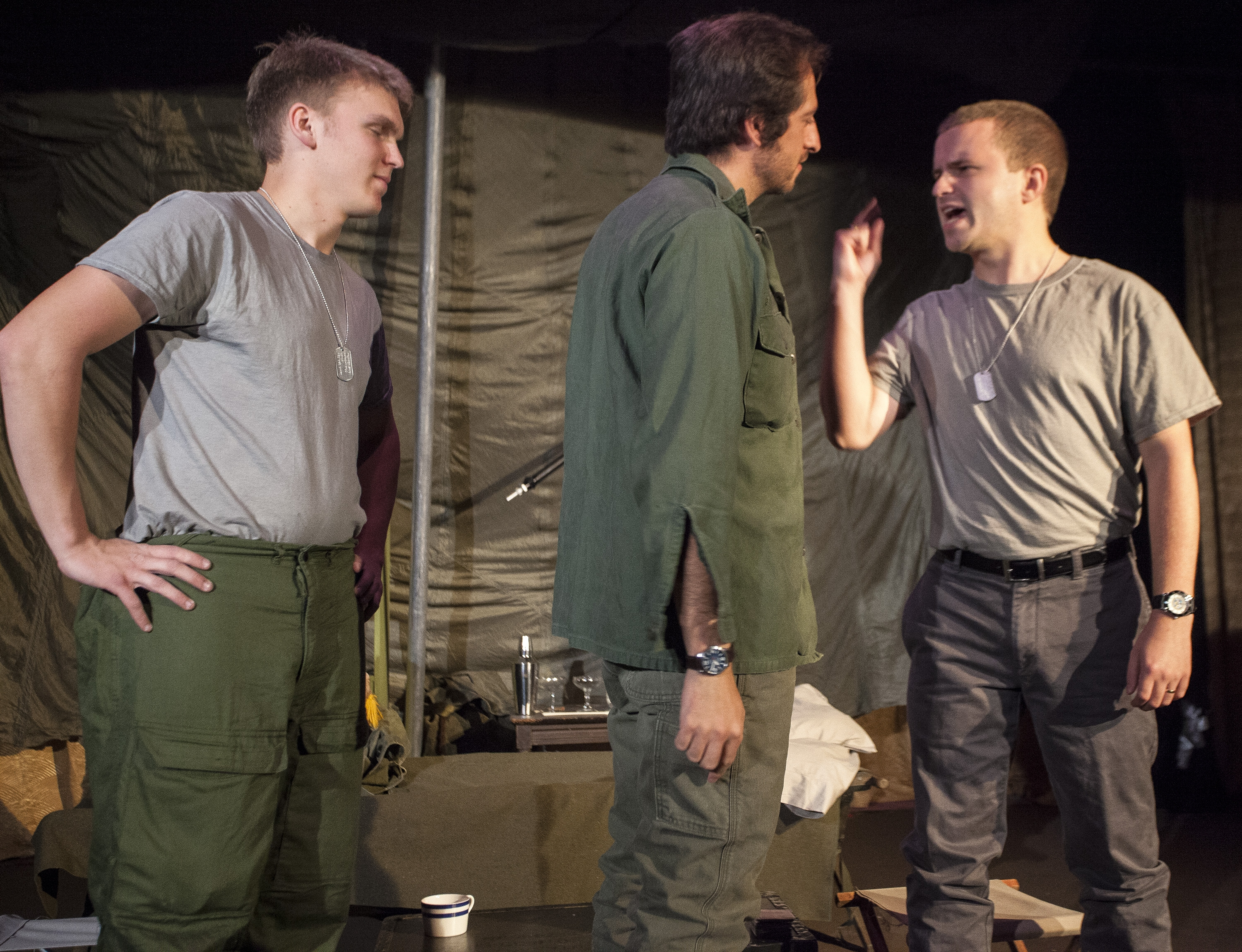 'M*A*S*H'ing together: Pullman Civic Theatre brings in all backgrounds, levels for military play