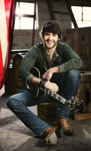 """Rhett's hit """"It Goes Like This"""" reached No. 4 on the Country charts."""