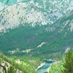 Located in the remote Salmon River Canyon, Campbell's Ferry Ranch is only accessible by foot, horse, boat or plane.